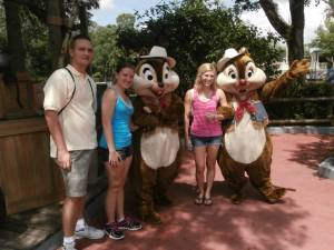 Chip & Dale!