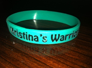 Show your support with a bracelet!