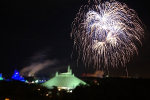 Room, Fireworks