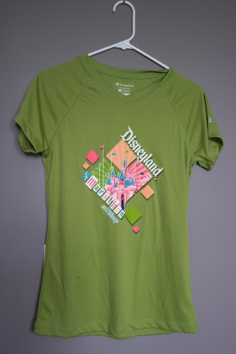 Disneyland Half Marathon Shirt